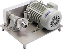 Fristam Pumps, Armor Industries Ltd